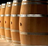 Manufacture of oak barrels