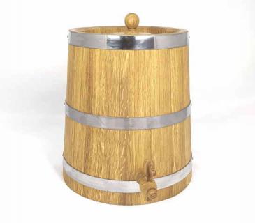 Oak barrel for balsamic vinegar of 3L - 20L