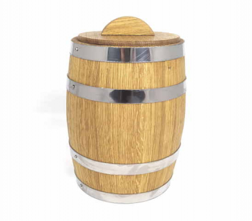 Oak barrel for pickles and cabbage of 3L - 50L