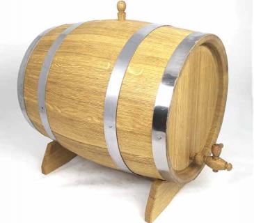 Oak barrels 15L - 225 L